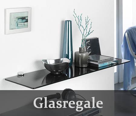 Glasregale bei einfachgutemoebel.de