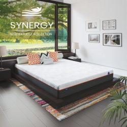 MSA Synergy LatexLike Taschenfederkernmatratze 200cm | elastisch | diverse Größen & Härtegrade