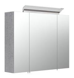Spiegelschrank CALLEGOS 80cm 3-türig | mit...