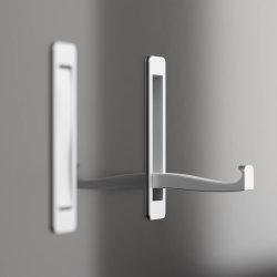 Garderoben-Set FAVIER M 4-teilig | Flur-, Schuhschrank, Spiegel & mehr | graphit-grau