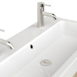 Badmöbel Spar-Set 3-teilig LIVONO | Waschplatz 100cm, Hoch- & Spiegelschrank | sonoma-eiche