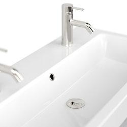 Badmöbel Spar-Set 3-teilig LIVONO | Waschplatz 100cm, Hoch- & Spiegelschrank | beton-grau