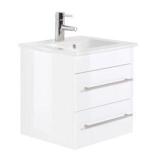 Waschplatz Villeroy & Boch Venticello 50cm weiß hochglanz