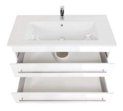 Waschplatz Villeroy & Boch Venticello 100cm weiß hochglanz